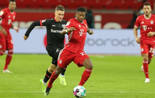 Real confirm free-transfer signing of Alaba from Bayern