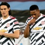 Man Utd without Cavani, Martial for Leipzig clash