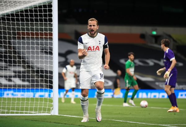 Kane and Son combine again as Spurs see off Leeds