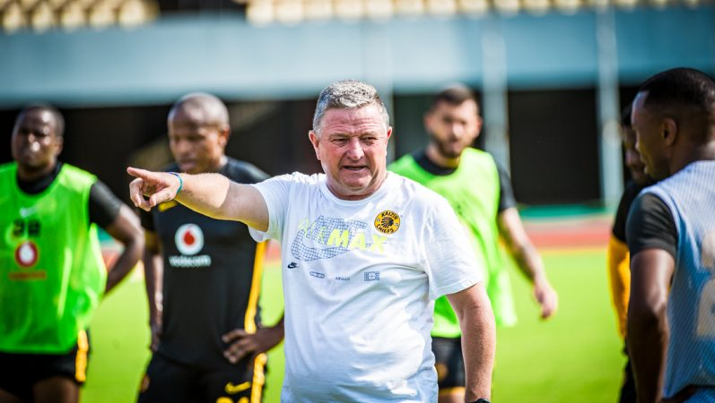 Motaung: Chiefs needs to be patient with Hunt