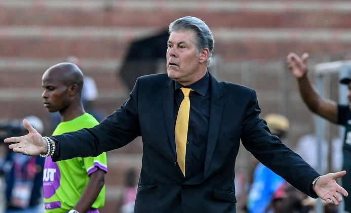 Chippa withdraw Eymael's appointment