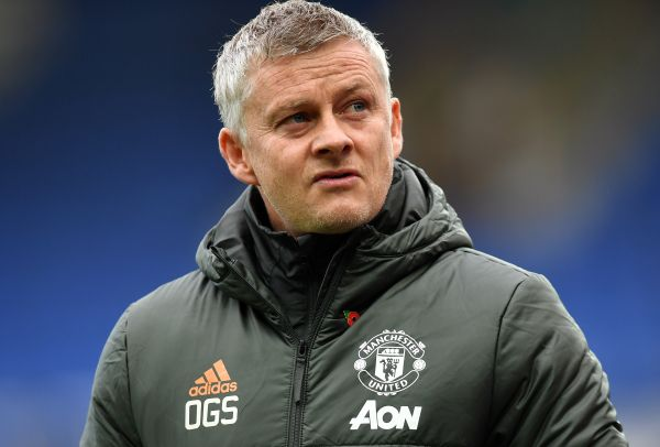 Solskjaer plays down importance of Man Utd's trip to Burnley