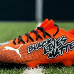 Boateng, PUMA unveil special Black Lives Matter boots