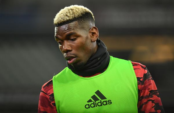Pogba says contract talks with Man United are yet to begin