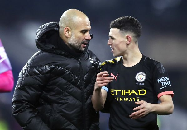 He deserves to play – Guardiola admits Foden is earning starting spot
