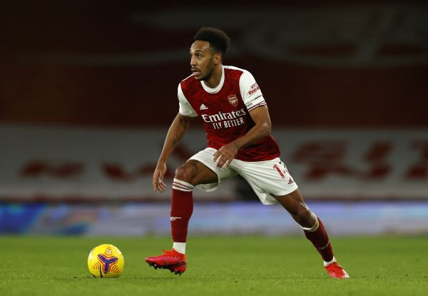 Aubameyang injury concern for Arsenal ahead of Chelsea clash