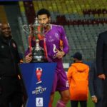 Watch: Pitso and Al Ahly celebrate their triumph in Egyptian Cup final