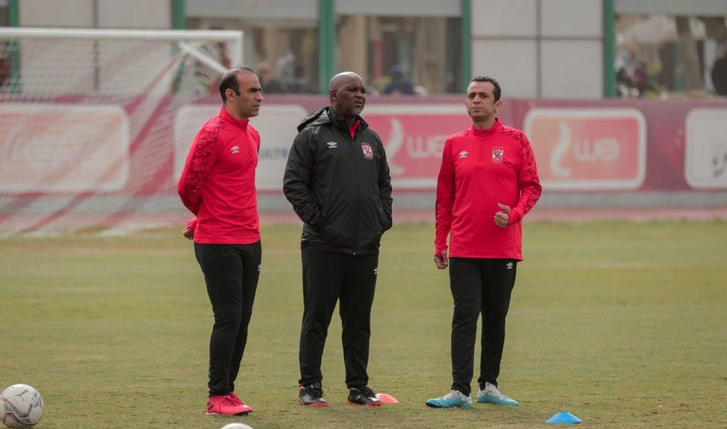 Pitso's Al Ahly to resume training ahead of Cleopatra clash