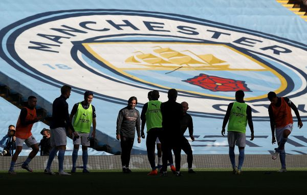 Man City's match at Everton postponed after a 'number of positive cases'