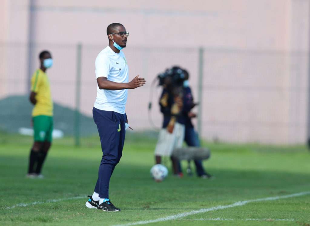 Mokwena: We're ready for a difficult game