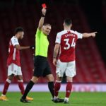 Arteta believes Xhaka's red card shows how committed players are