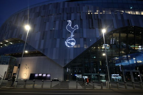 Spurs Stadium Tottenham Premier League