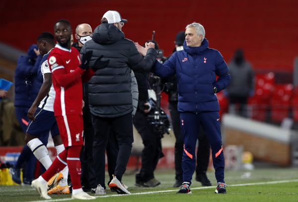 From Lampard and Conte to Wenger, managers Mourinho has sparred with