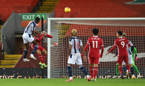 Ajayi strikes late as Liverpool are held to a draw by West Brom