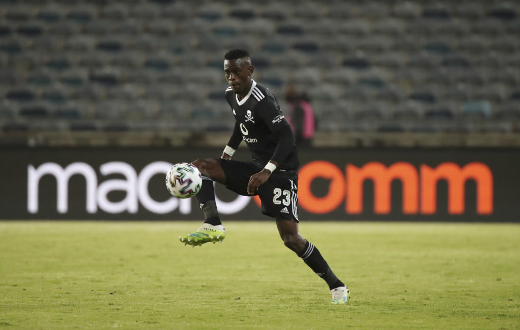 Maela to miss Soweto derby due to suspension