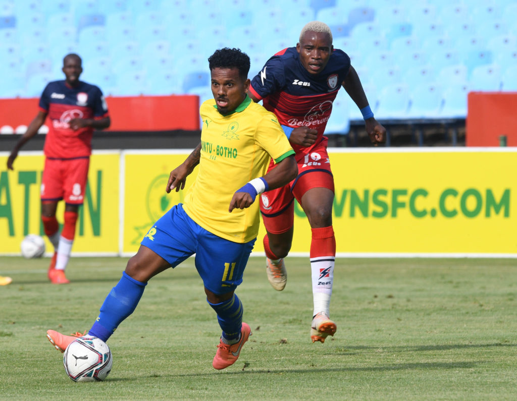 Highlights: Sundowns cruise past Galaxy to book Caf CL group-stage spot