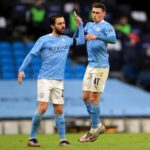 Silva scores twice as Manchester City cruise past Birmingham in FA Cup