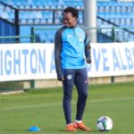 Potter: We have to help Percy Tau settle in