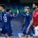 Werner ends goal drought at last as Chelsea breeze past Morecambe