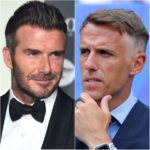 Beckham's Inter Miami approach Neville over managerial role