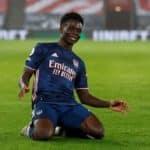 Saka inspires Arsenal to win over Southampton