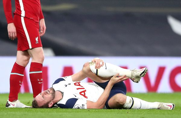 Mourinho: Kane ankle issue 'not a nothing injury'