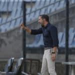 Zinnbauer laments absence of 'typical' striker