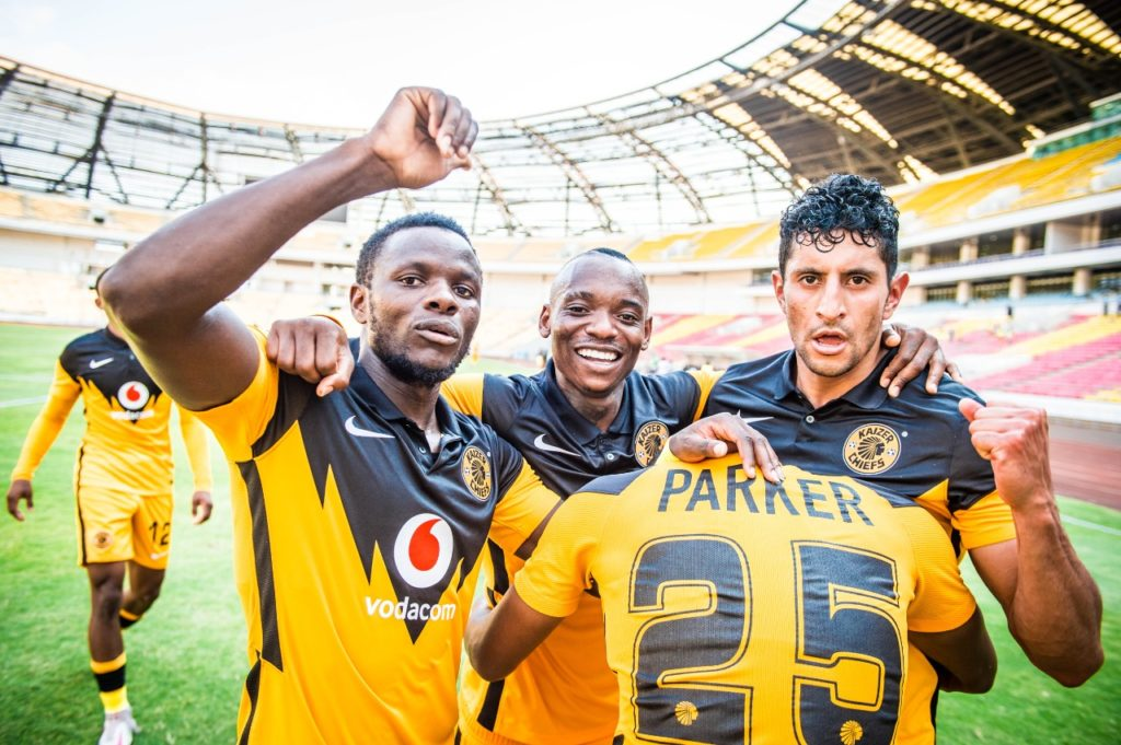 Billiat: We really want to go all the way