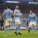 Manchester City leave it late to see off stubborn Aston Villa