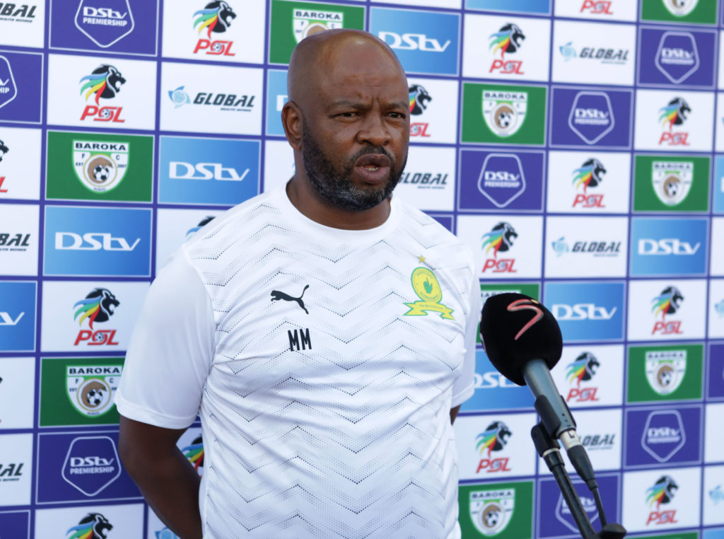 Mngqithi: Maybe Madisha wanted us to only score two