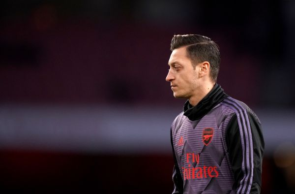 Ozil's Arsenal future should become clearer in next 10 days – agent