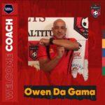 TS Galaxy appoint Da Gama as their new head coach