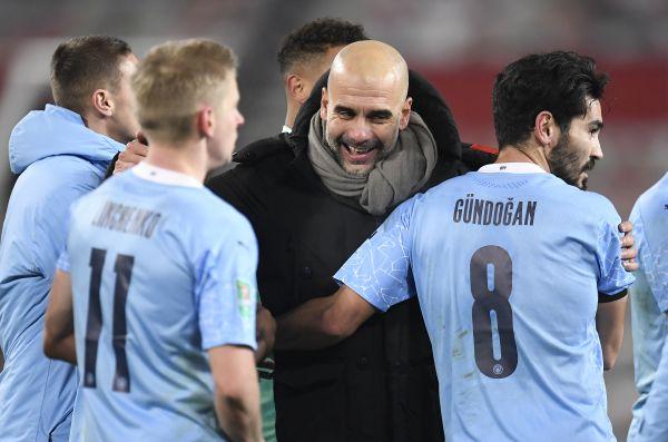 Guardiola dedicates Man City's semi-final win to Colin Bell