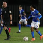 Brighton boss Graham Potter 'excited' by Percy Tau's quality