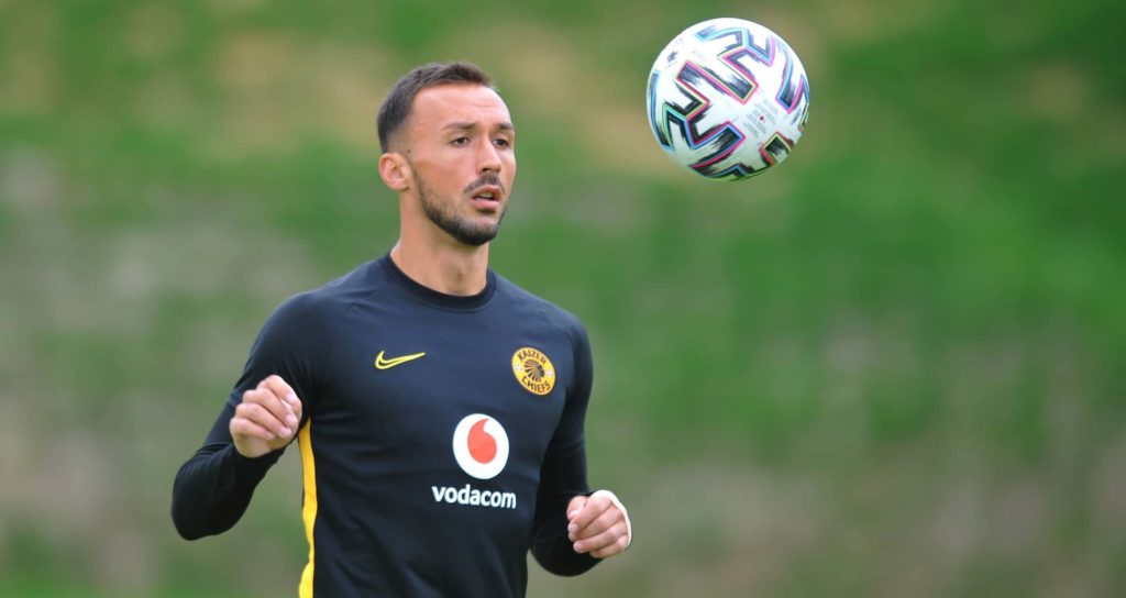 Mphahlele: We're not expecting miracles from Nurkovic