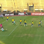 Watch: Bloem Celtic denied clear goal against Sundowns