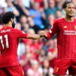 Liverpool prioritising new contract for van Dijk over Salah