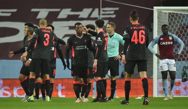 Liverpool Villa FA Cup