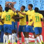Ruthless Sundowns out five past Belouizdad