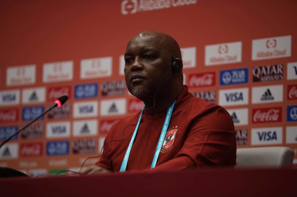 Watch: Al Ahly's Mosimane reacts to setting up Fifa Club World Cup semi against Bayern