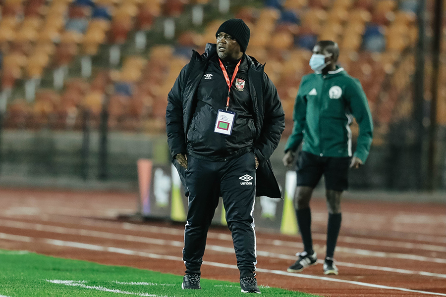 Pitso: Al Merrikh stood their ground, we controlled the game