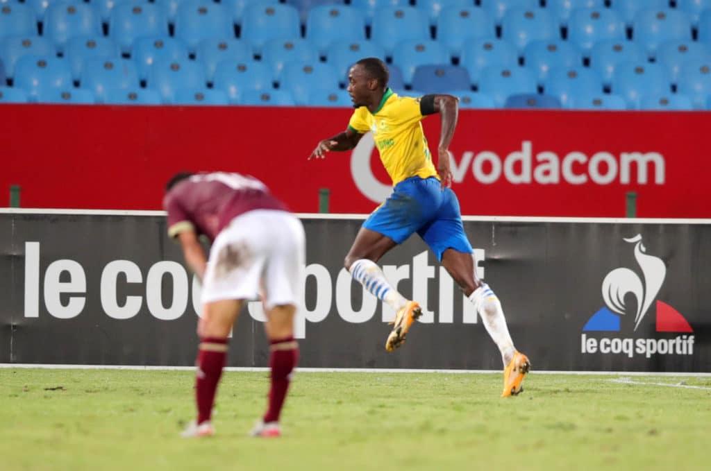 Shalulile fires Sundowns into Nedbank Cup last 16