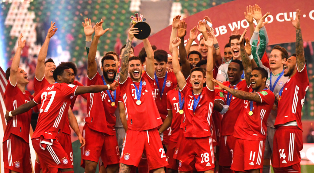 Watch: Bayern clinch Fifa Club WC to complete sextuple of trophies