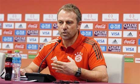 Flick promises Bayern Munich will keep attacking