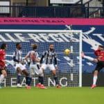 West Brom hold Man Utd despite Fernandes stunner