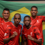 Cape Town Spurs sign Brazilian trio