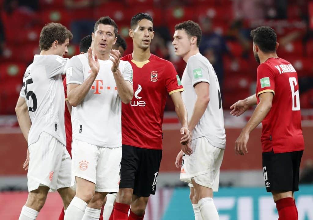 Bayern vs Al Ahly