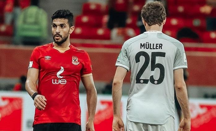 Al Ahly vs Bayern