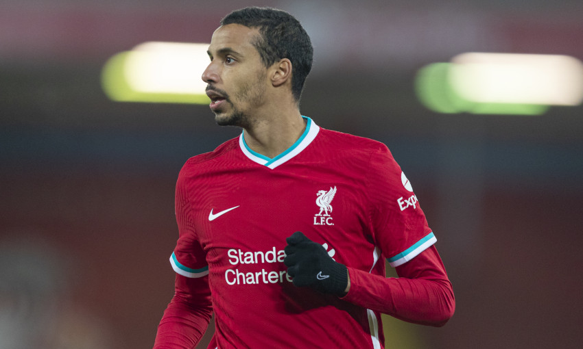 Liverpool confirm Matip out for the season