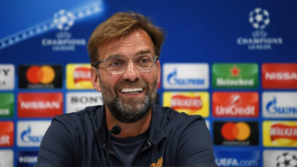Watch: Klopp praises Liverpool's mentality after victory over Leipzig